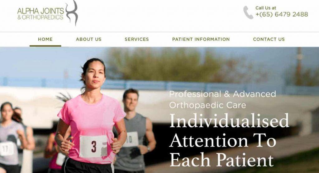 Alpha Joints Orthopaedics