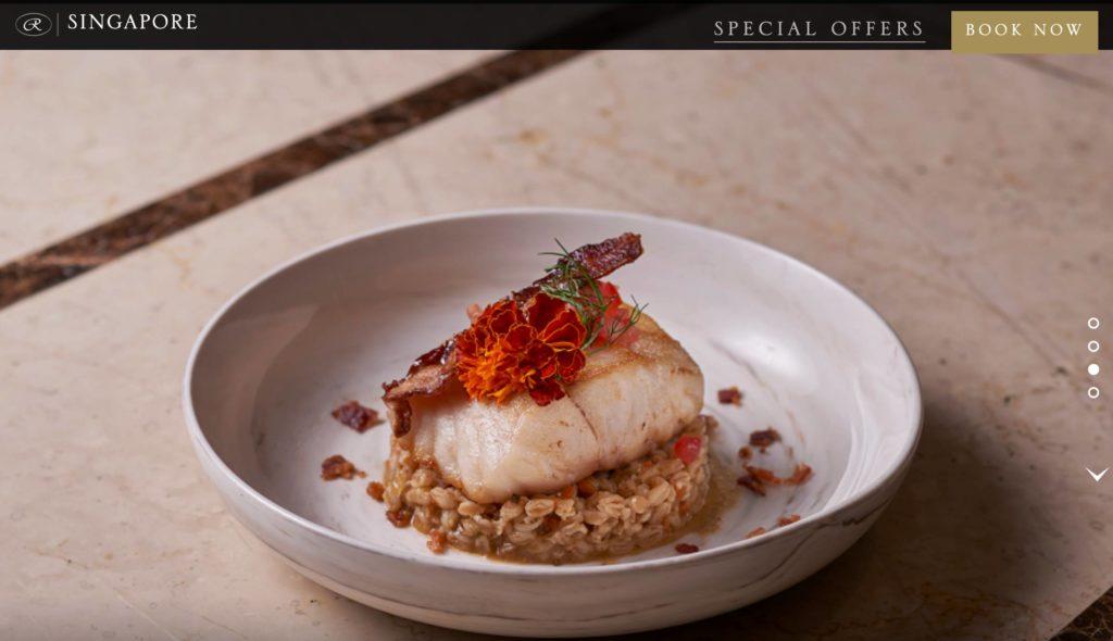 Basilico - one the best italian restaurant in Singapore