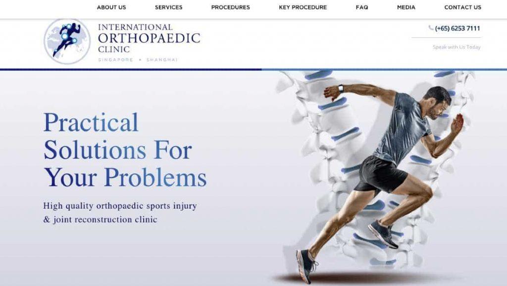 International Orthopaedic Clinic