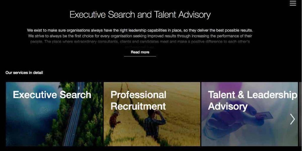 Mercuri Urval Executive Search