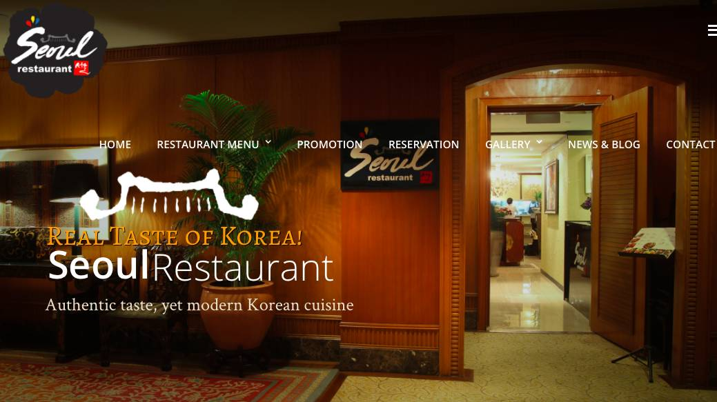 Best Korea Restaurant Singapore