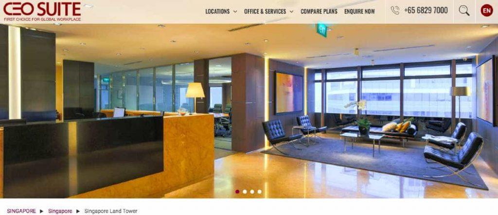 CEO Suite Business Centre