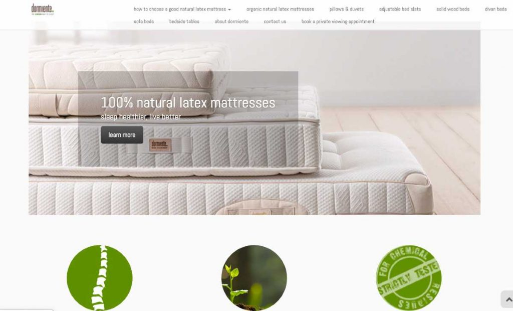 Dormiente Beds