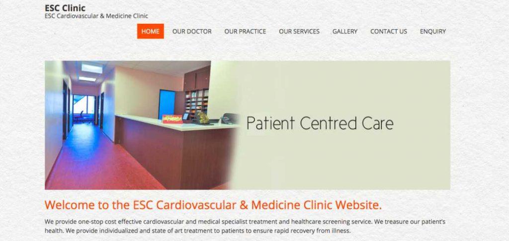 ESC Cardiovascular Clinic