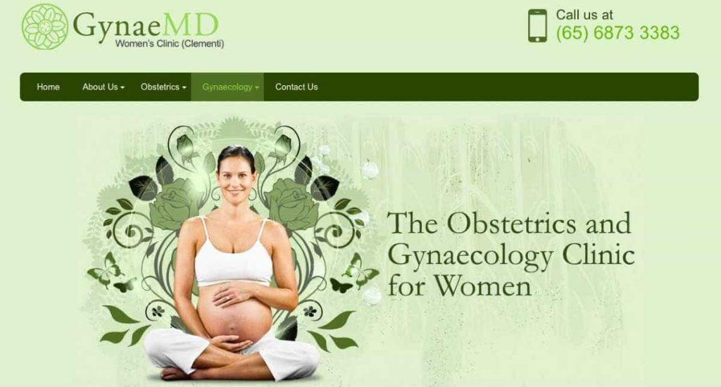 GynaeMD Obstetrics & Gynaecology