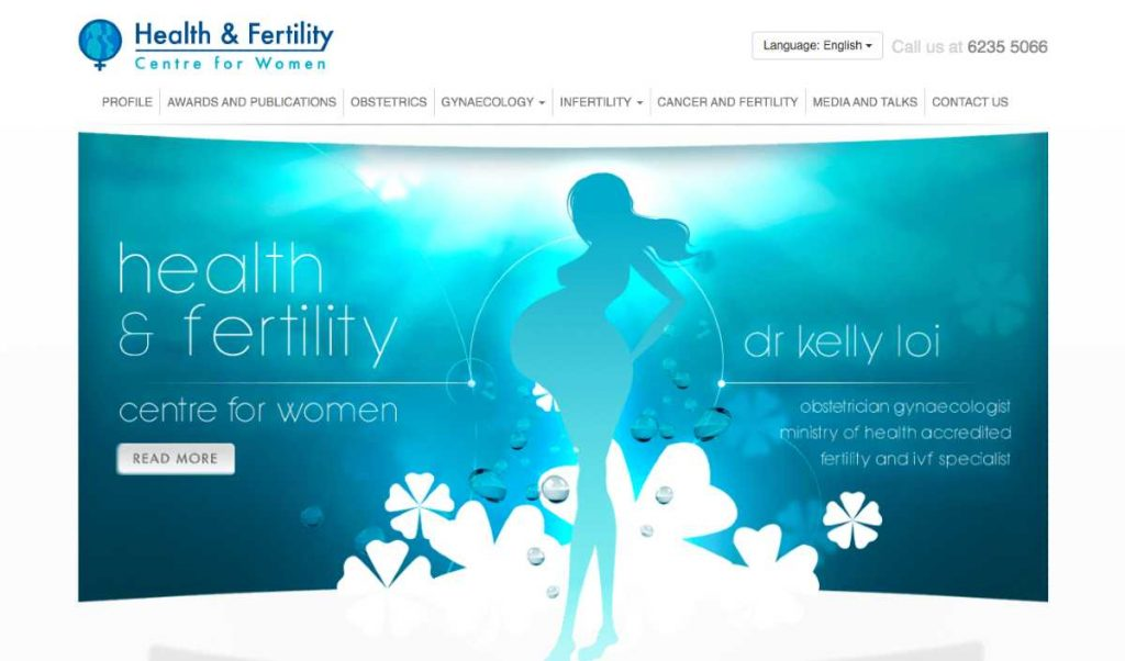 Healthfertility Obstetrics & Gynaecology