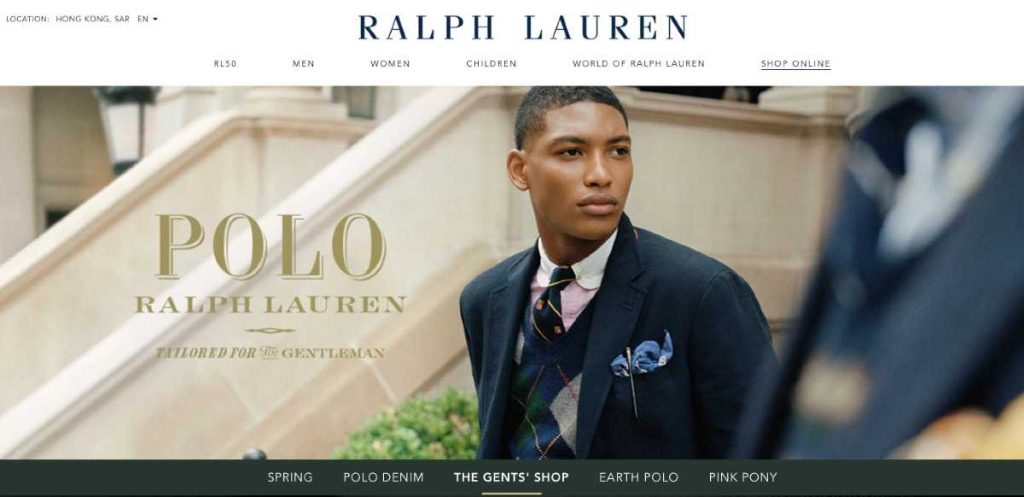 Ralph Lauren Men's Fashion