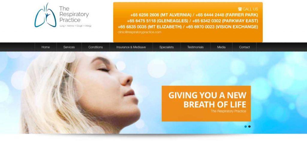 The Respiratory Practice