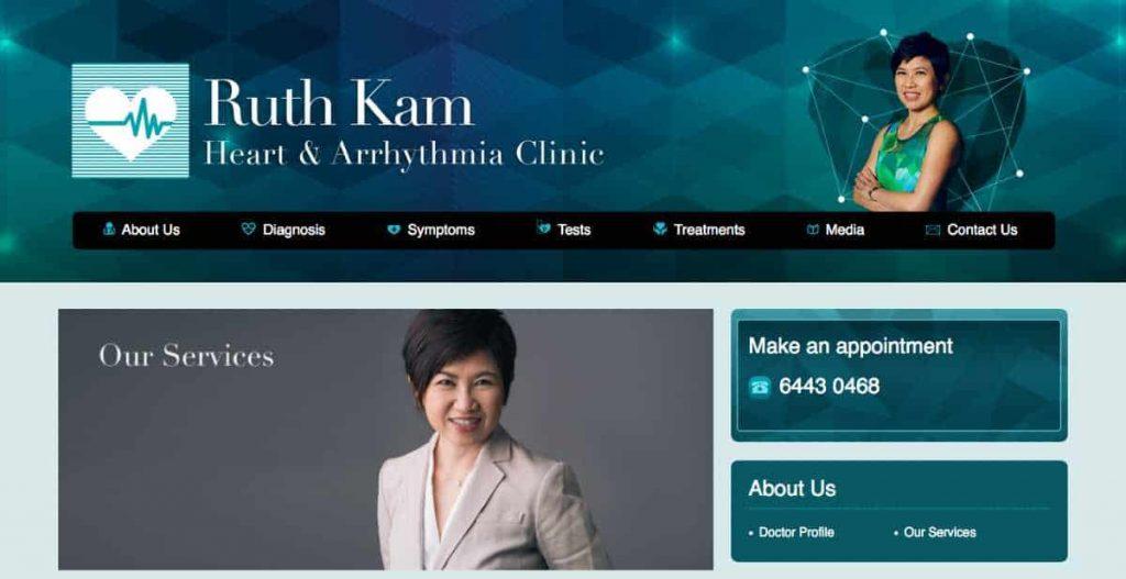 Ruth Kam Cardiologist