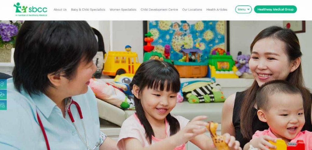 SBCC Paediatric