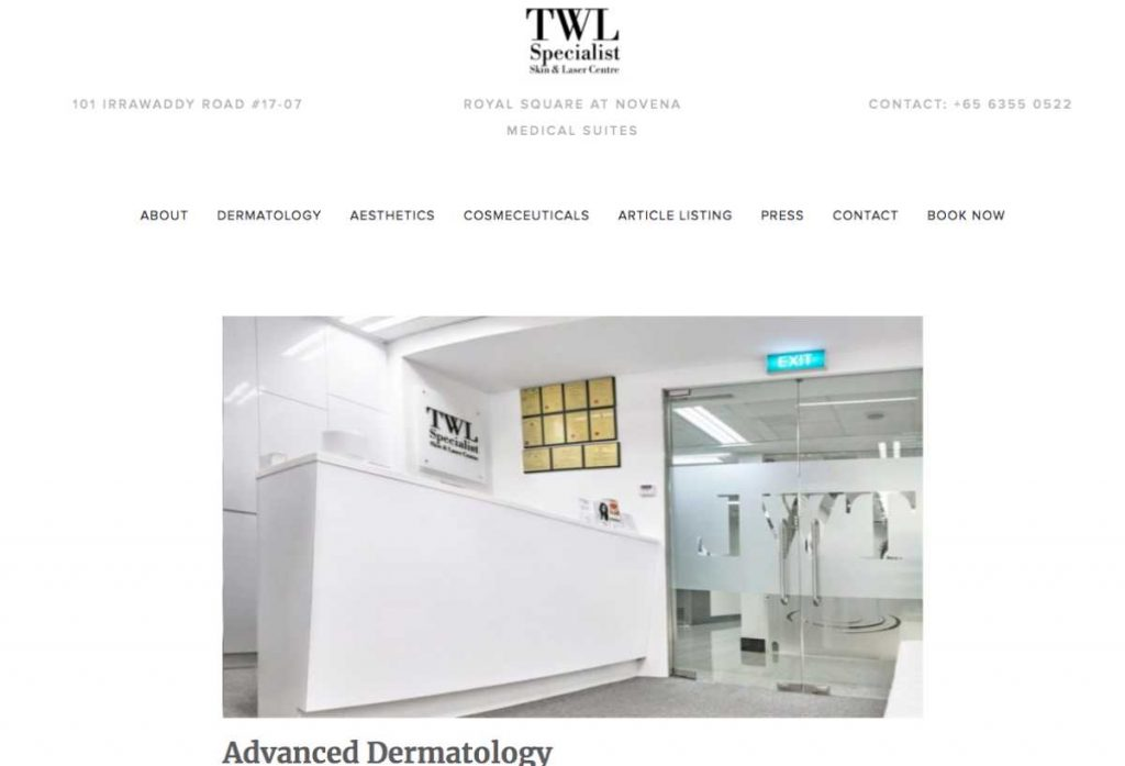 TWL Specialist Skin and Laser Centre