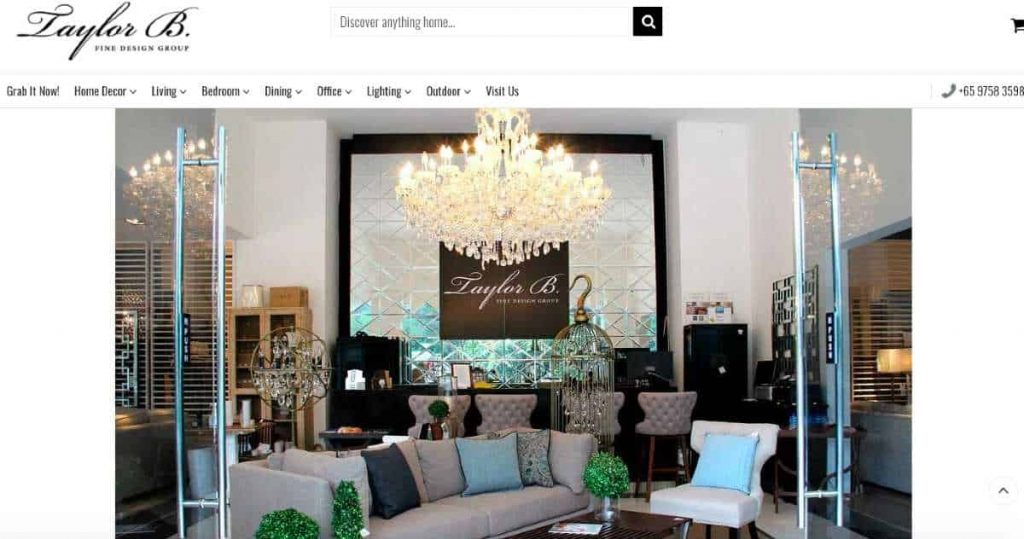 Taylor B Fine Design Furniture
