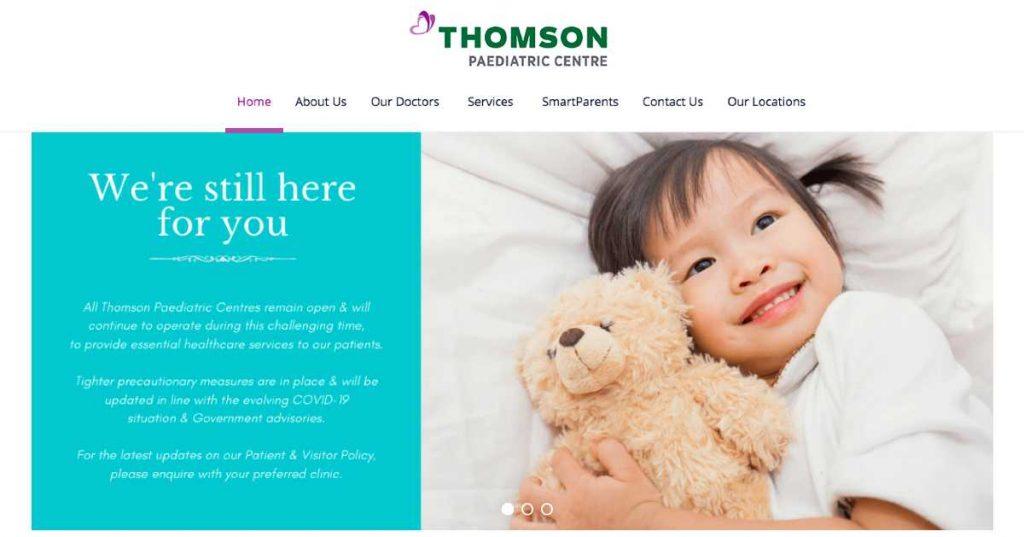 Thomson Paediatric