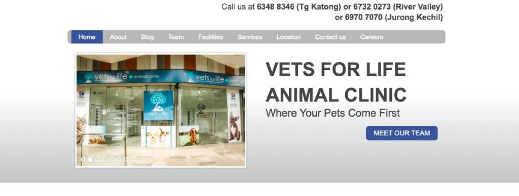 Vets for Life Pet Services