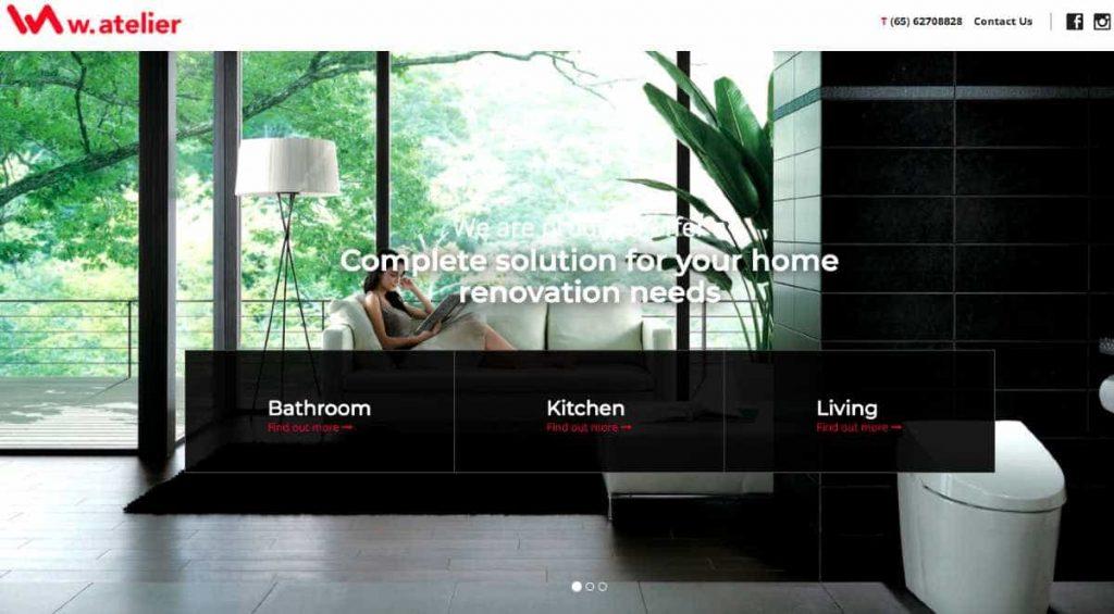 Watelier design furniture