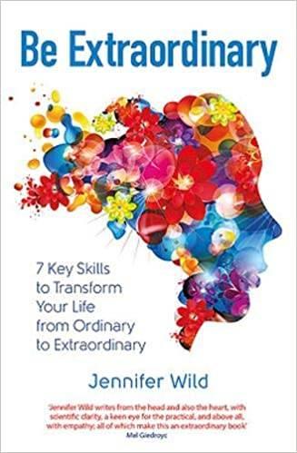 Be Extraordinary book