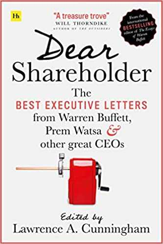 Dear Shareholder book