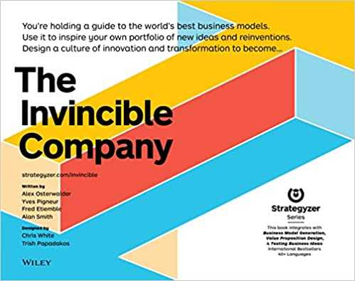 nnovation book The Invincible Company