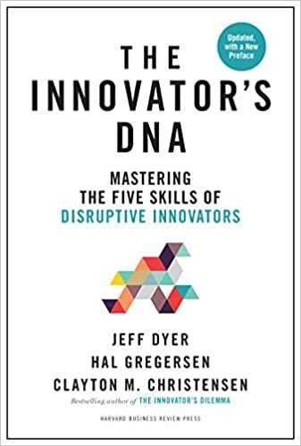Innovators DNA book
