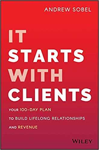 It Starts with Clients book