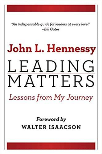 Leading Matters book