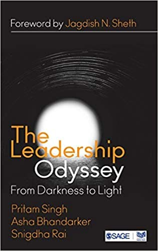 The Leadership Odyssey book
