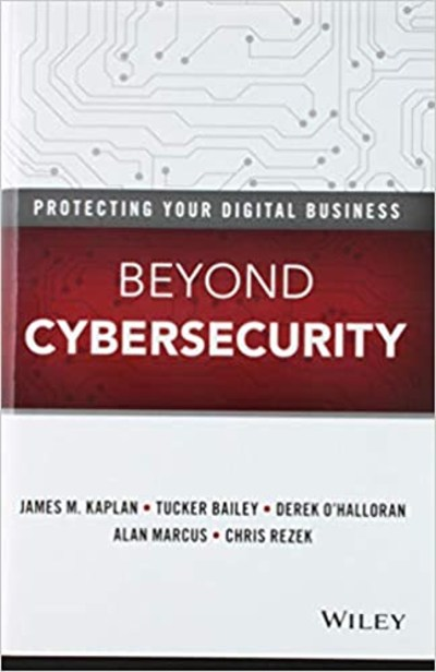 Beyond Cybersecurity book 1