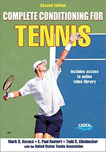 Complete Conditioning for Tennis book
