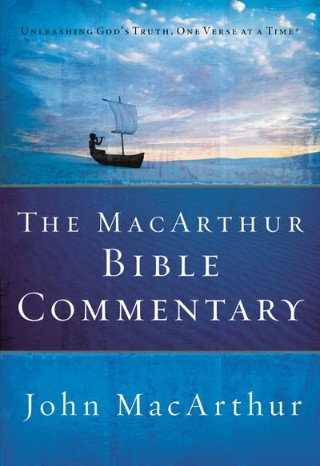 John Macther Bible Commentary Book
