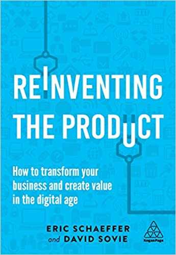 Reinventing the Product book