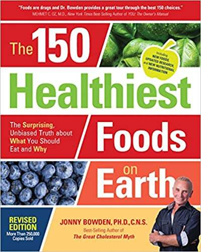 The 150 Healthiest Food on Earth