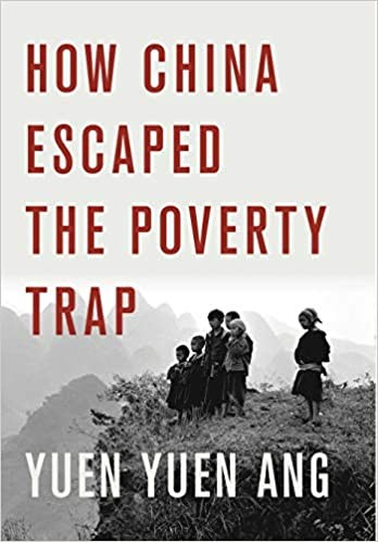 How China Escaped the Poverty Trap book